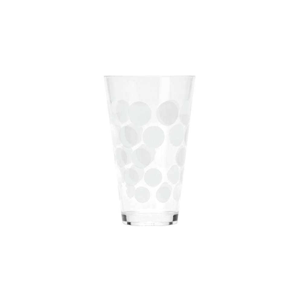 DOT DOT - Verre 30 cl - Blanc