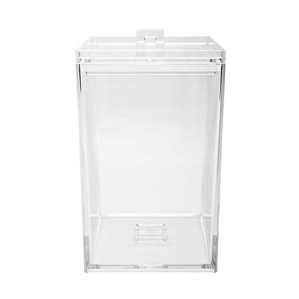MEEME - Boîte empilable L - 2,4l - Transparent