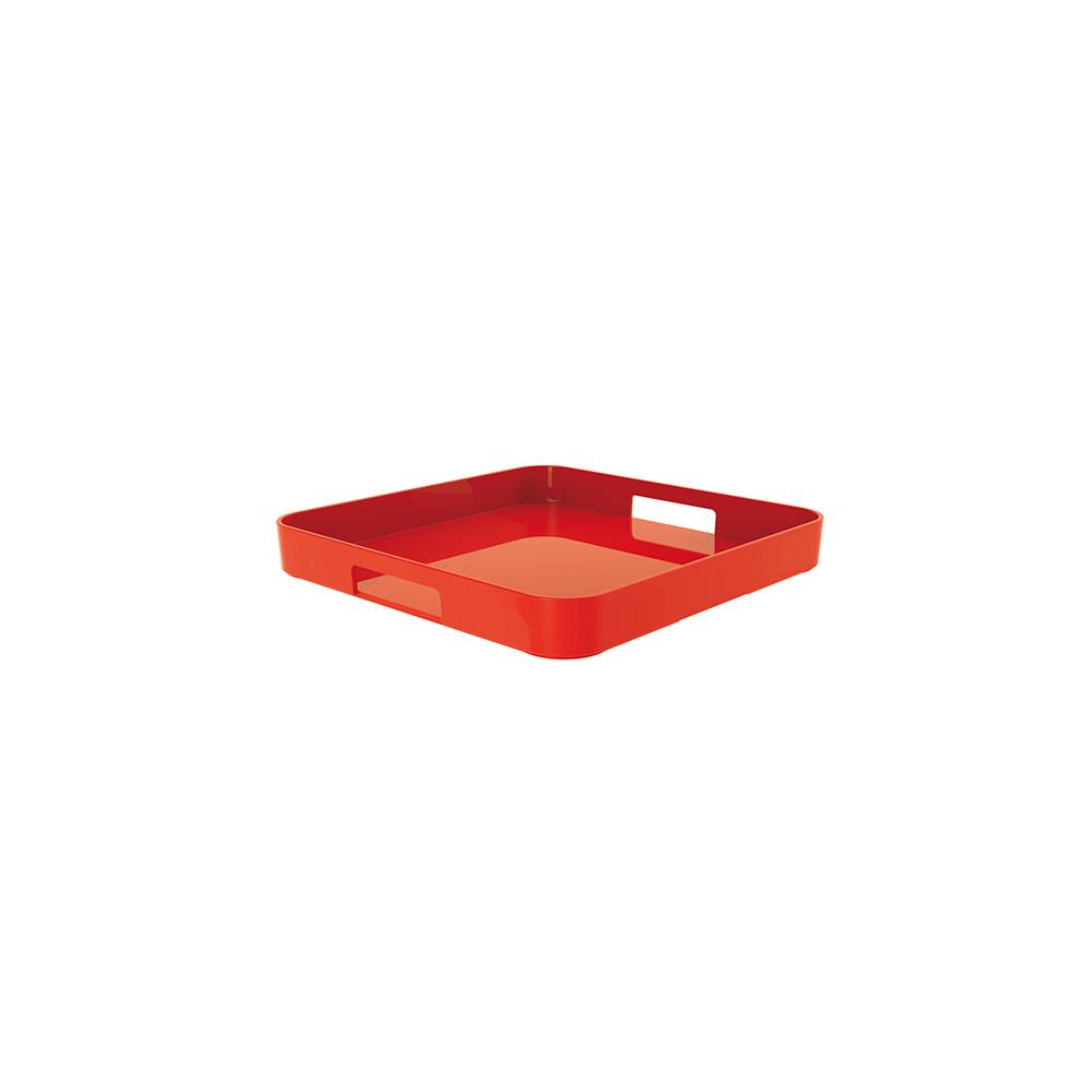 GALLERY - Plateau carré - rouge