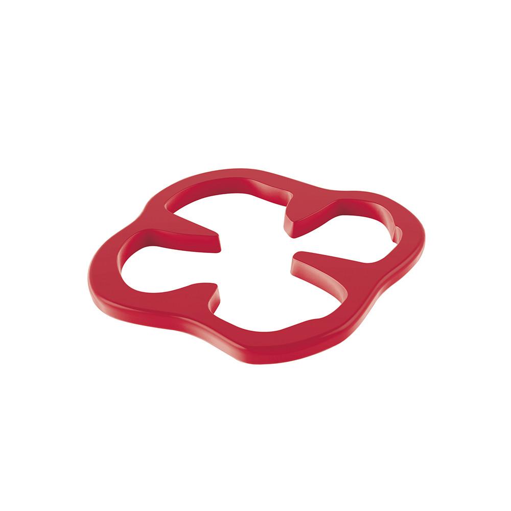 KITCHEN GARDEN - Dessous de plat poivron 15 cm - rouge