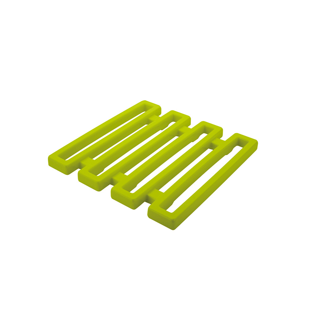 MEEME - Dessous de plat  15 x15 cm - Vert