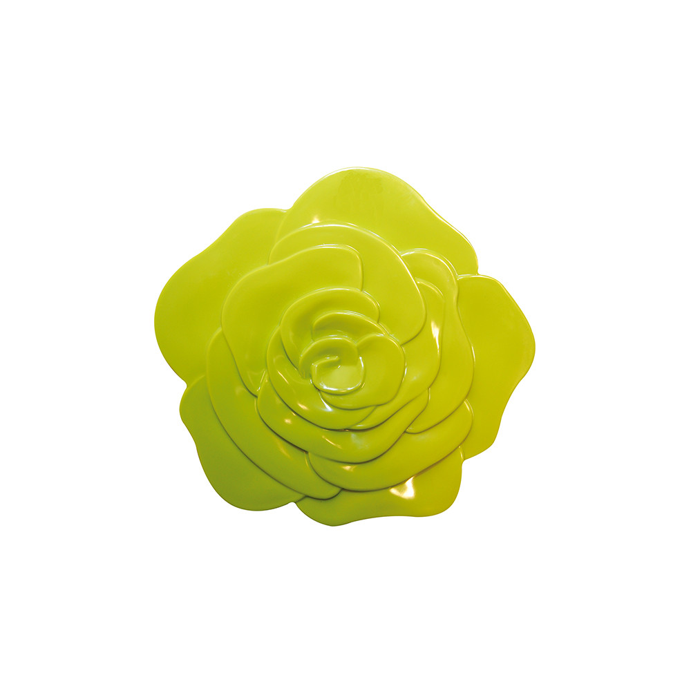 ROSE - Dessous de plat 15,5 - vert