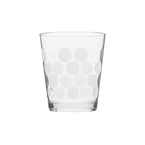 DOT DOT - Verre 42 cl - Blanc
