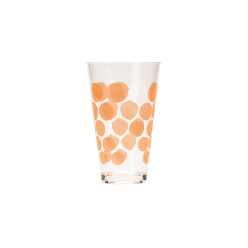 DOT DOT - Verre  30 cl - Orange