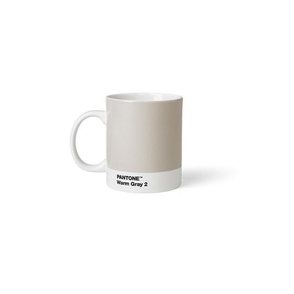 Mug en porcelaine - Gris chaud 2 C