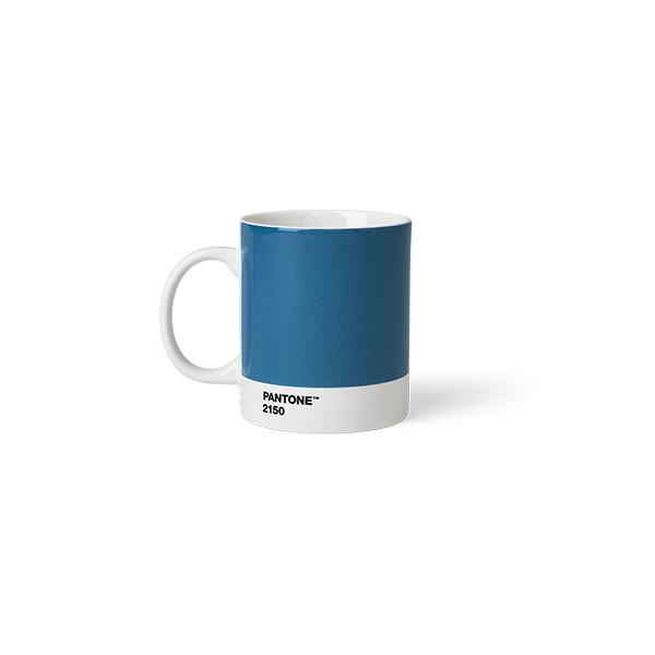 Mug en porcelaine - Bleu 2150 C