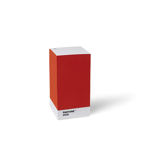 Bloc-note - Rouge 2035 C