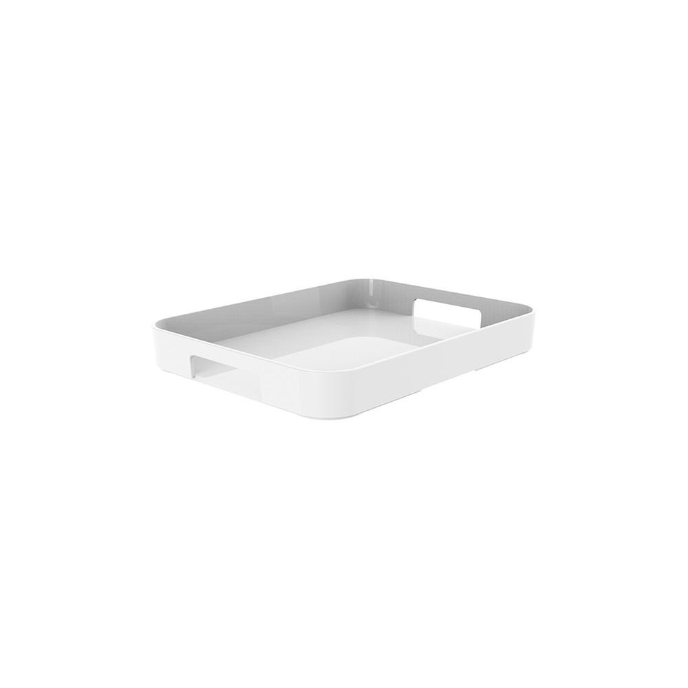 GALLERY - Plateau rectangulaire S - blanc