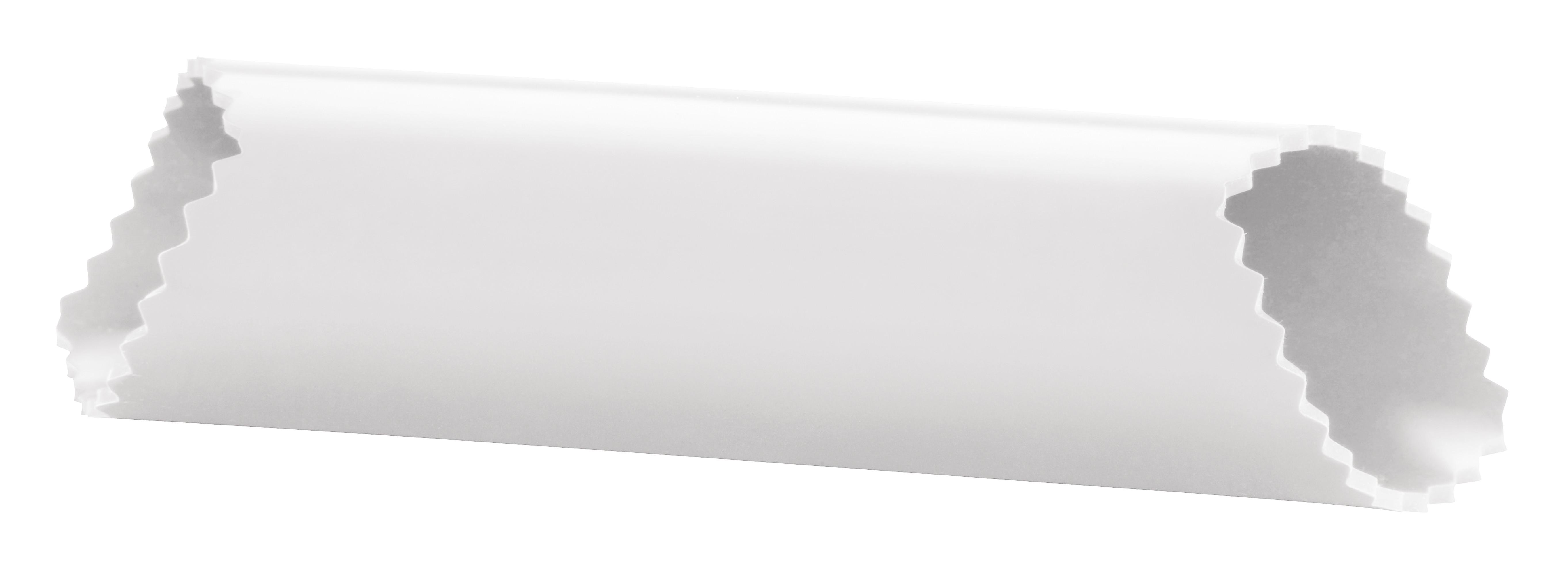 CLASSIQUE - Epluche-ail 13 x 4 cm - Blanc