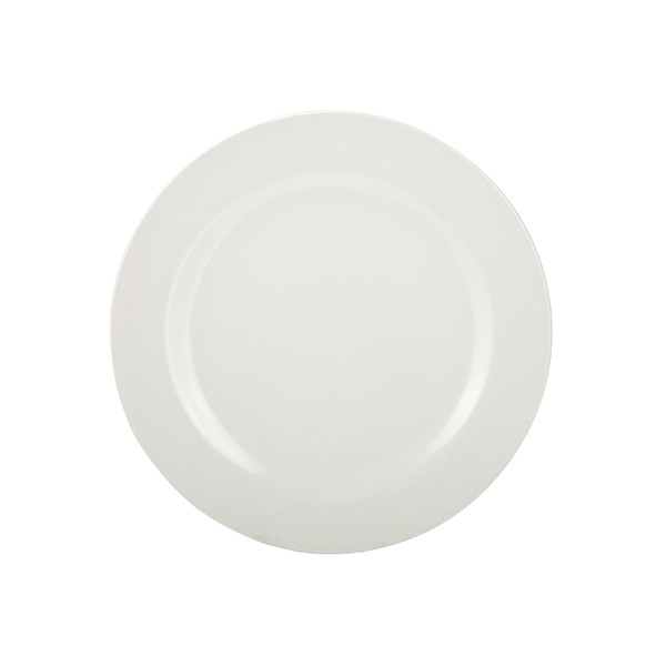 BBQ - Assiette 24 cm - blanc