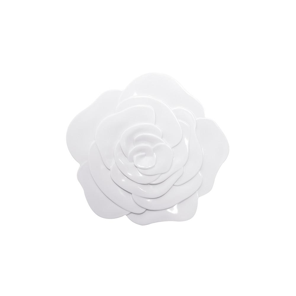ROSE - Dessous de plat - Ø 15,5 cm - Blanc