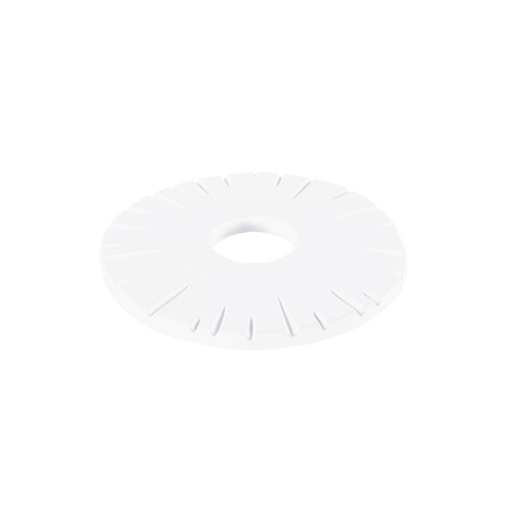 KITCHEN GARDEN - Dessous de plat ananas 15 cm - blanc