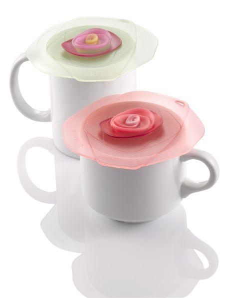 Couvre-verre 10 cm - ROSE