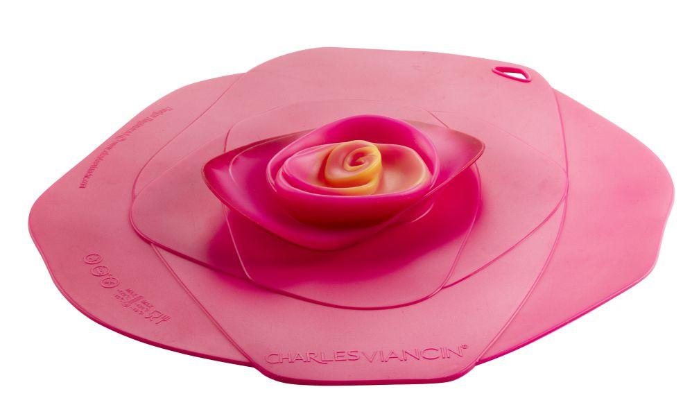 ROSE - Couvercle 28 cm