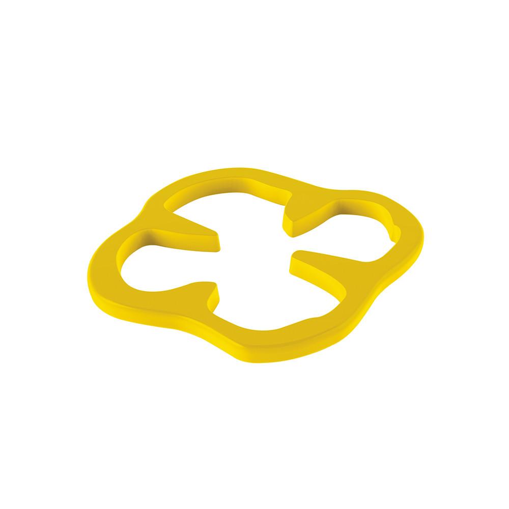 KITCHEN GARDEN - Dessous de plat poivron 15 cm - jaune