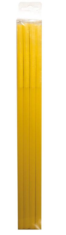 Pailles jetables L - 29.5 cm  (15 par boîte)