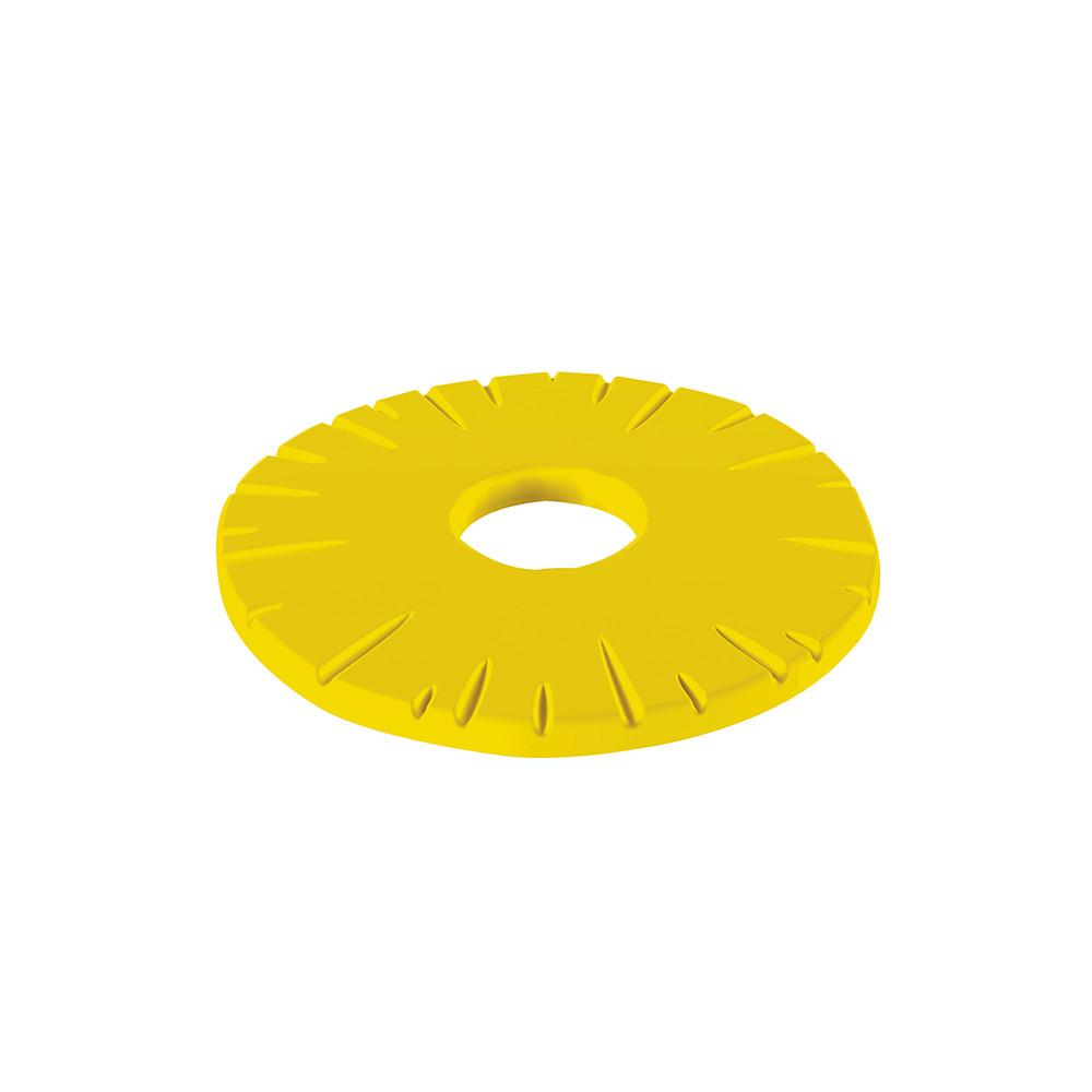 KITCHEN GARDEN - Dessous de plat ananas 15 cm - jaune