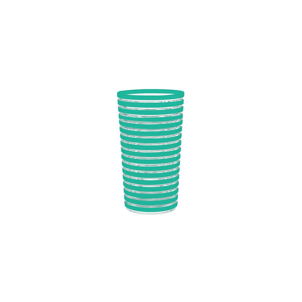 SWIRL - Verre 36 cl - Bleu aqua