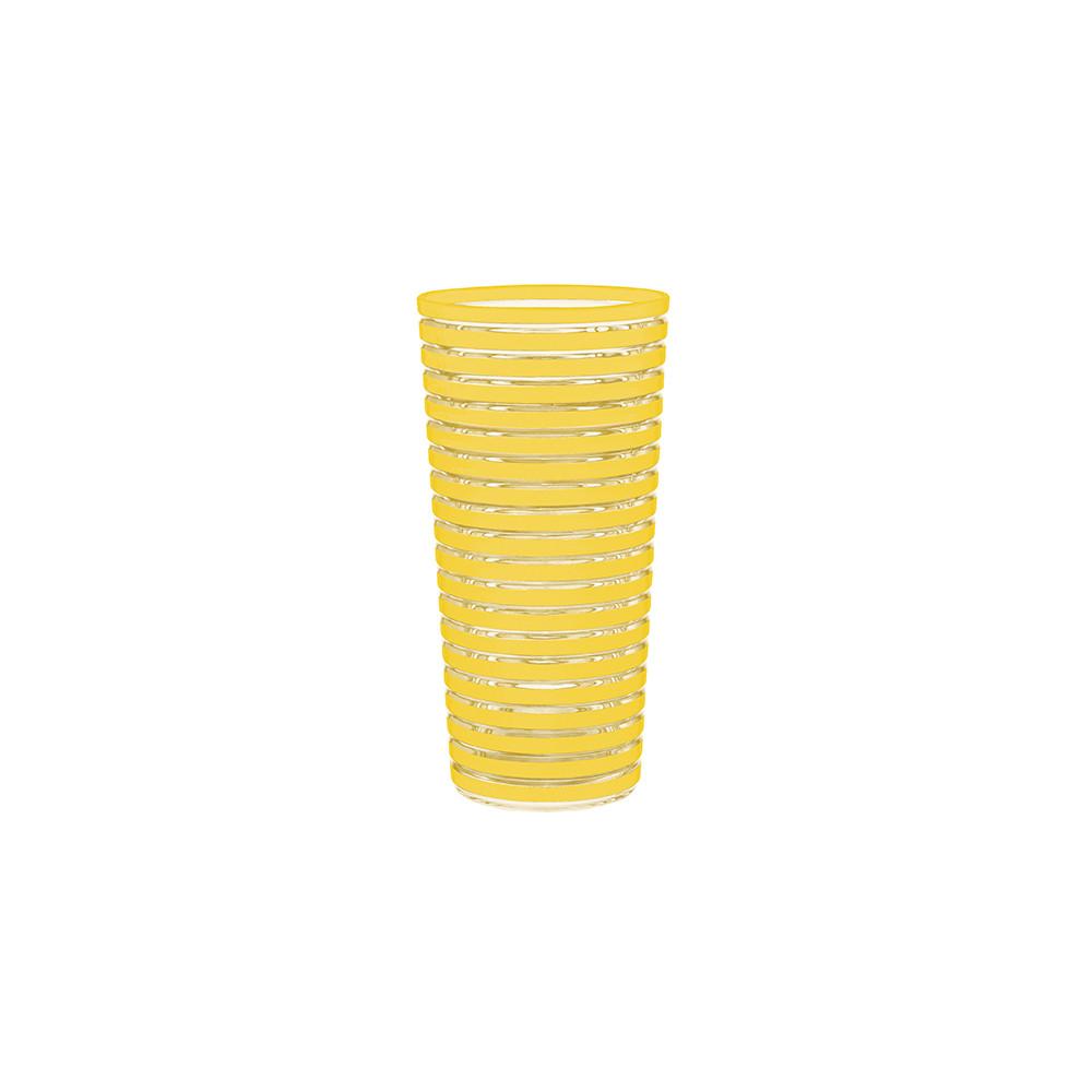 SWIRL - Verre 60 cl - jaune