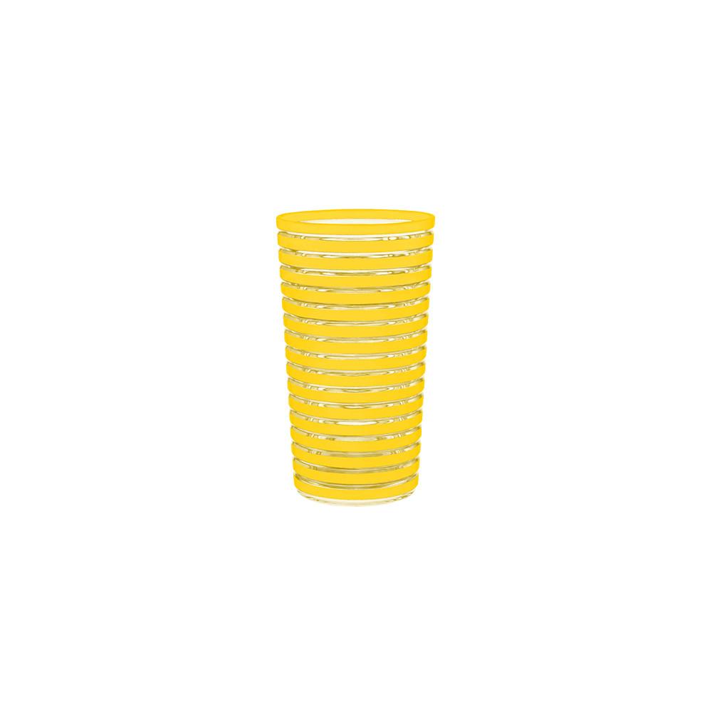 SWIRL - Verre 36 cl - jaune
