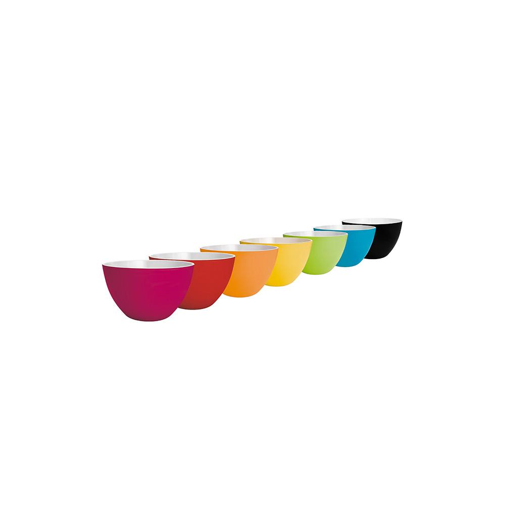 PACK MULTICO - Saladiers DUO 18 cm en 7 couleurs