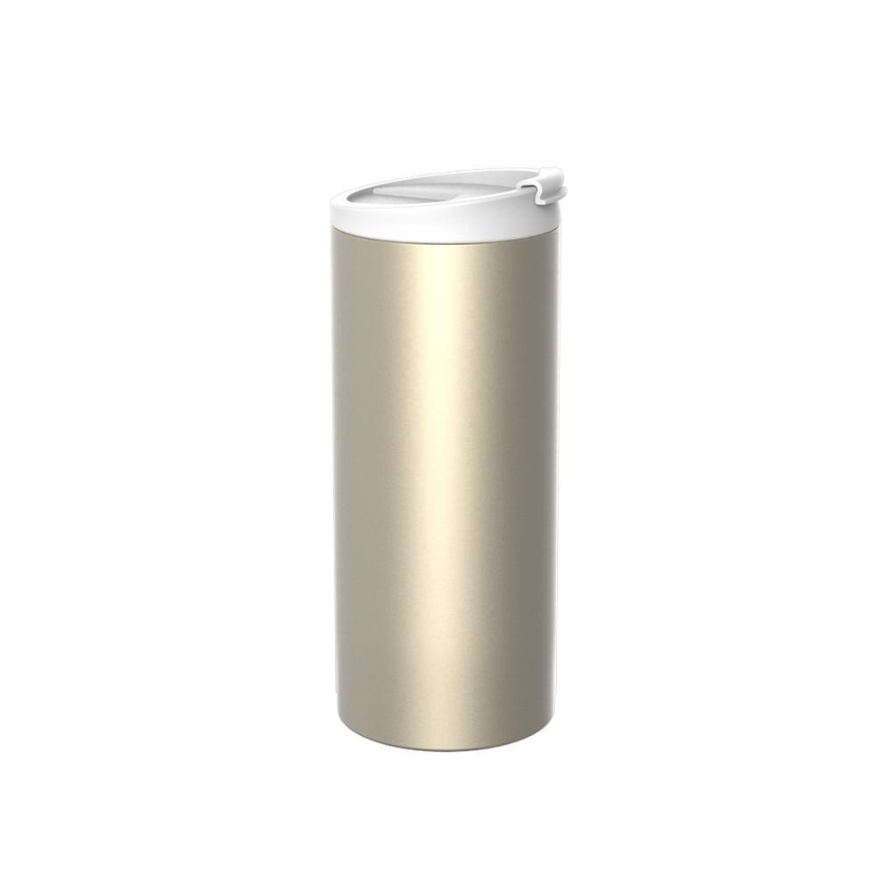 Mug isotherme double paroi en inox 35 cl - ON-THE-GO