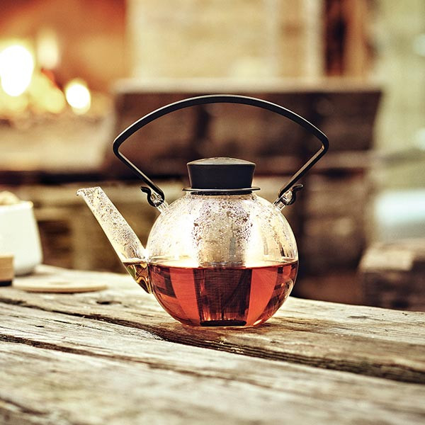 Théière TEA 4 U en verre