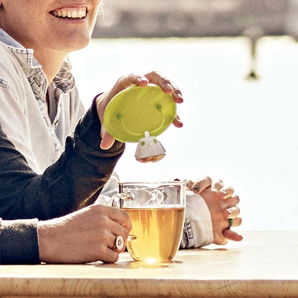 Couvercle-infuseur à thé BIRDIE