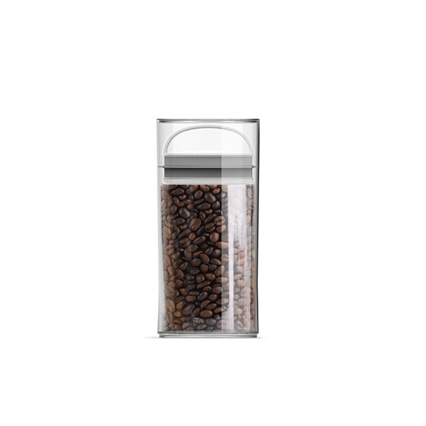 Boîte de conservation EVAK S haute - transparent