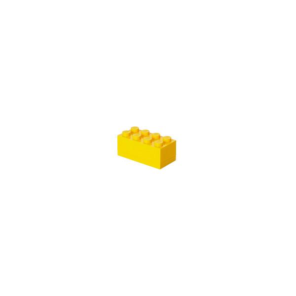 Mini boîte 8 - Jaune