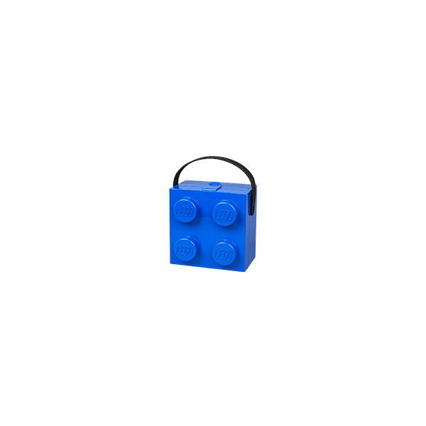 Lunch box avec poignée