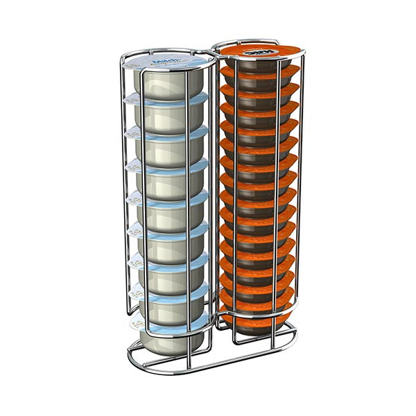Porte capsules VIVERE 32 pour Tassimo