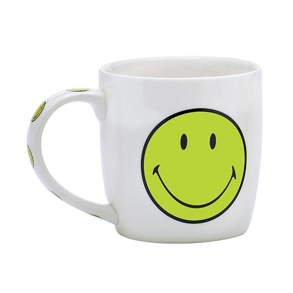 Mug en procelaine - 35cl - SMILEY