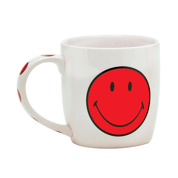 Mug en porcelaine - 35cl - SMILEY