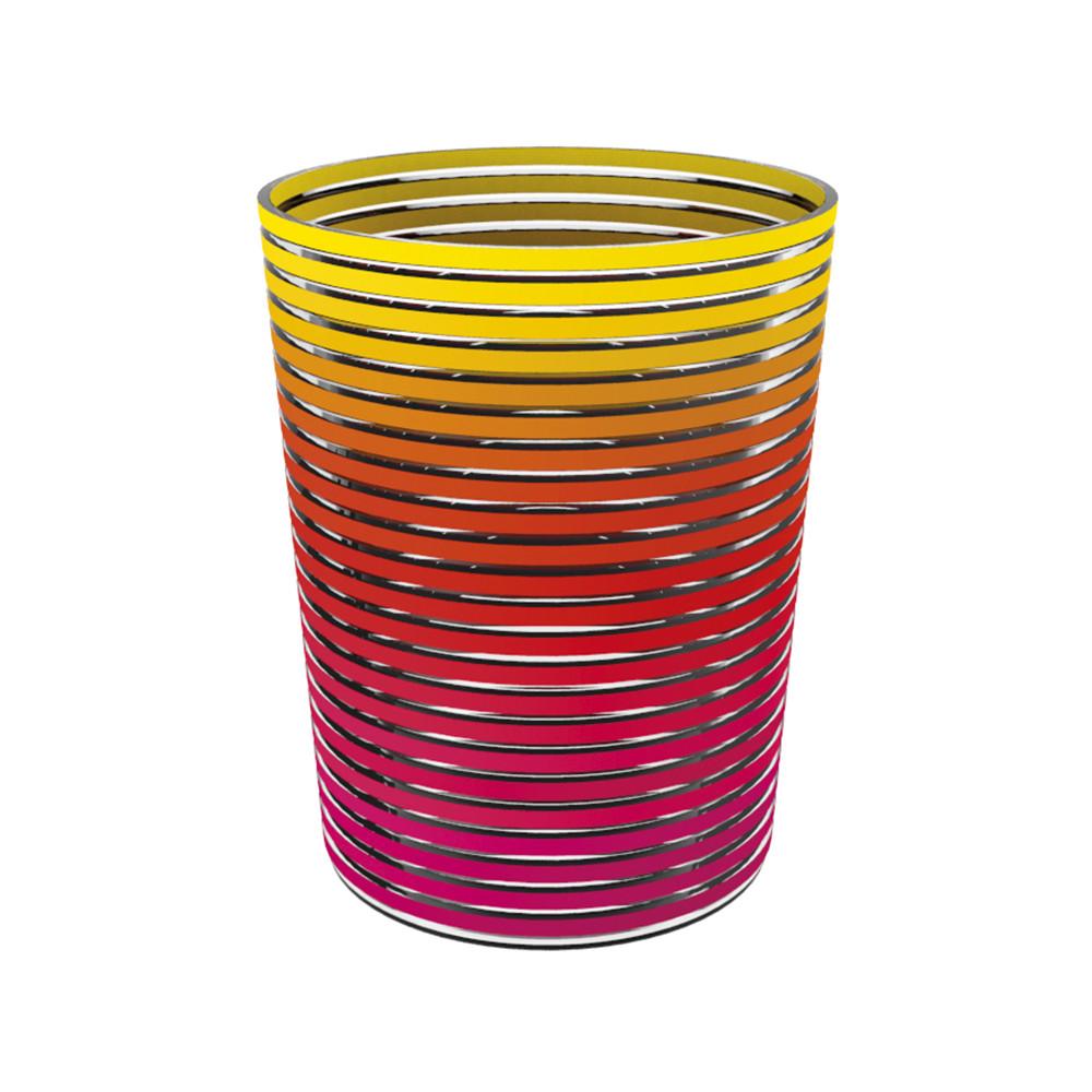 SWIRL - Seau apéritif 15 cm - Warm rainbow