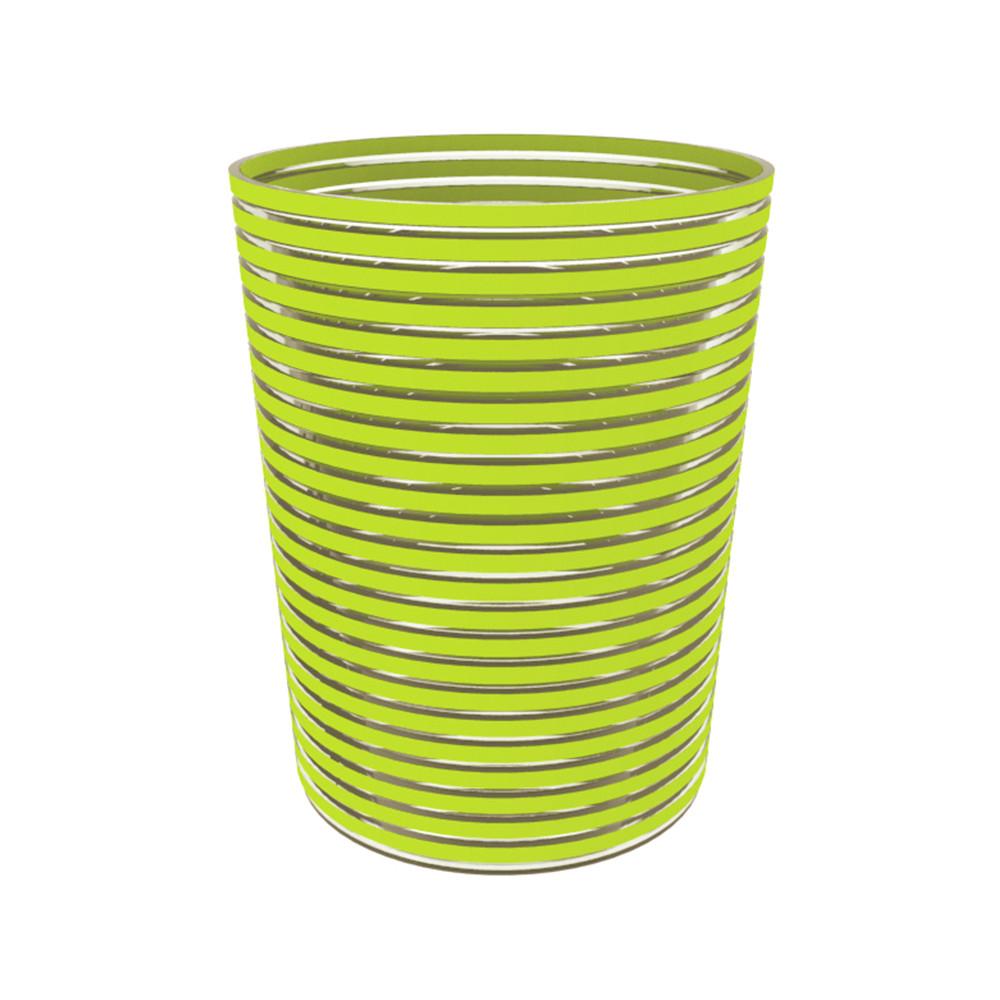 SWIRL - Seau apéritif 15 cm - vert