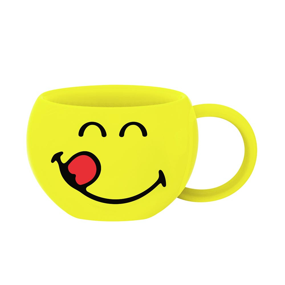 SMILEY - Tasse jumbo - gourmand