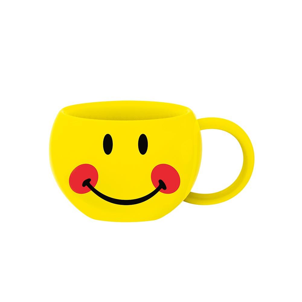 SMILEY - Tasse à thé - gêné