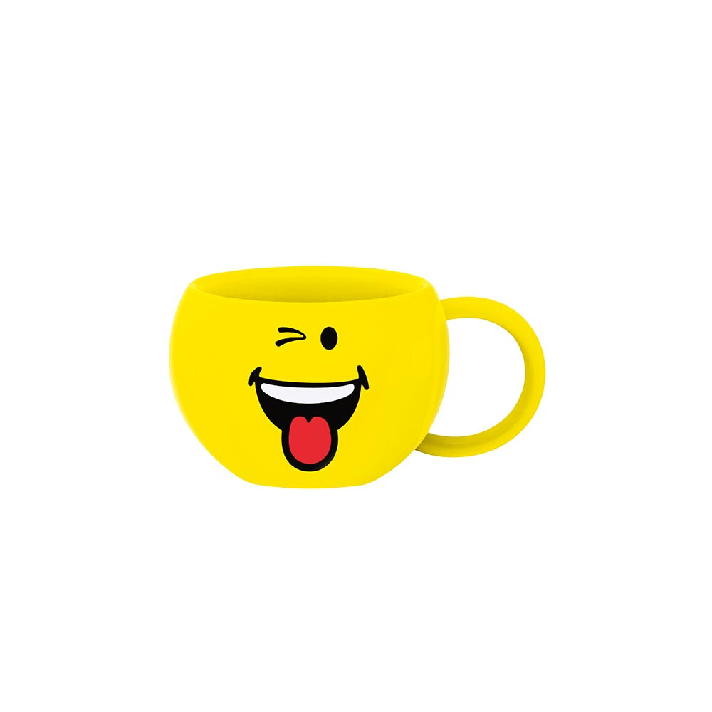 SMILEY - Tasse à café - clin d'oeil