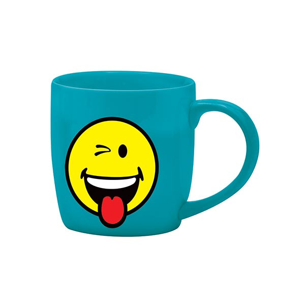 Mug thé 35cl - SMILEY