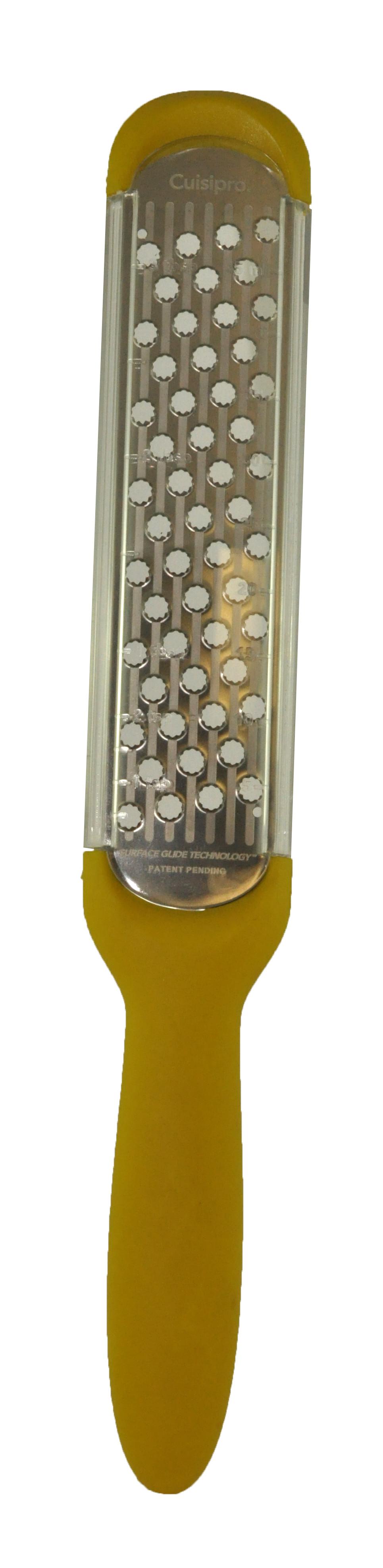 Râpe colorée SGT parmesan - jaune