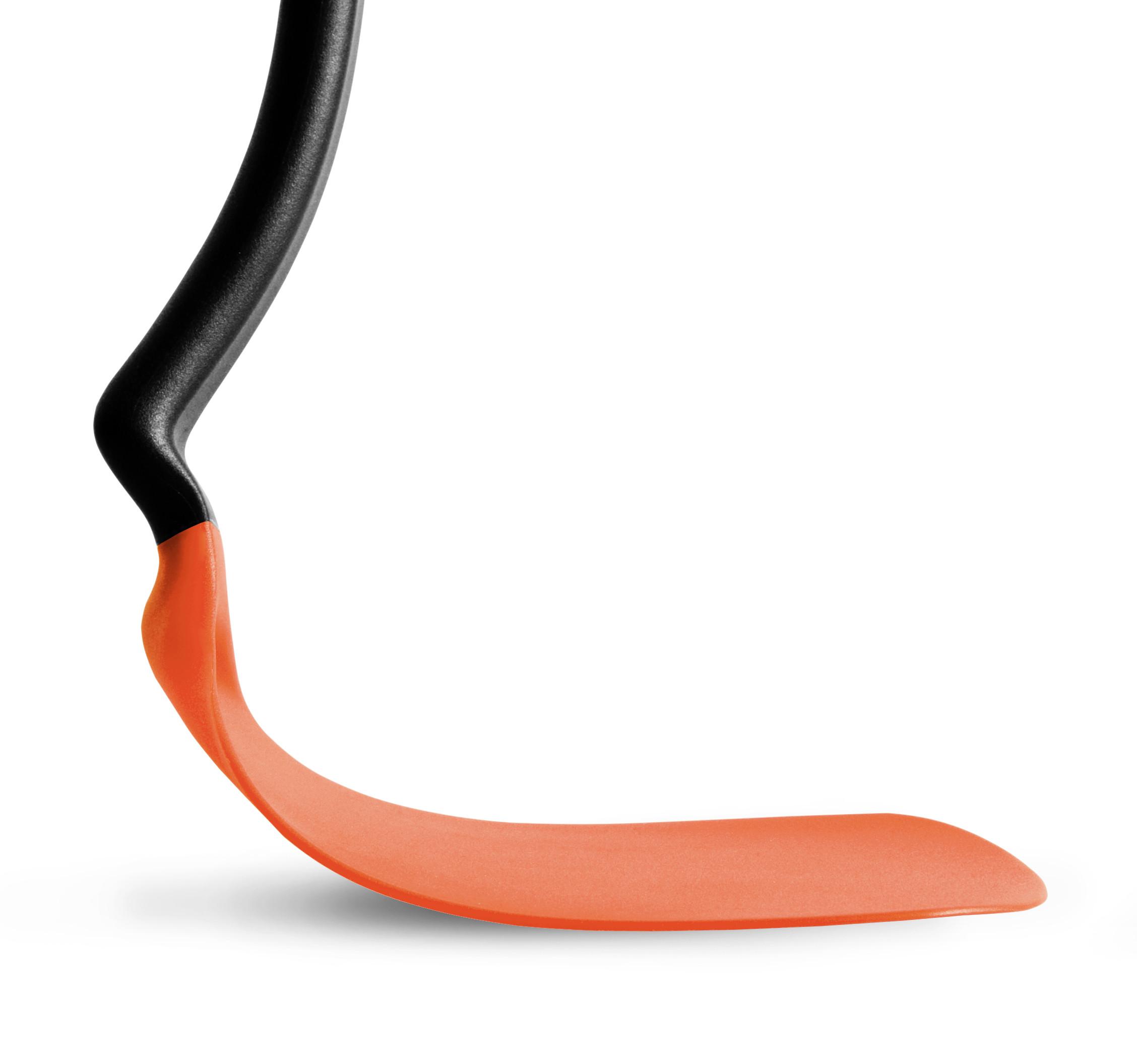 Chopula - Spatule flexible avec reposoir intégré - rouge