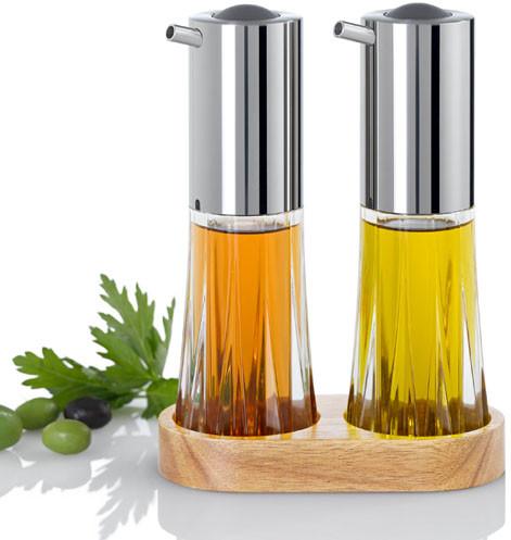 MENAGE CRYSTAL - Bouteilles huile & vinaigre