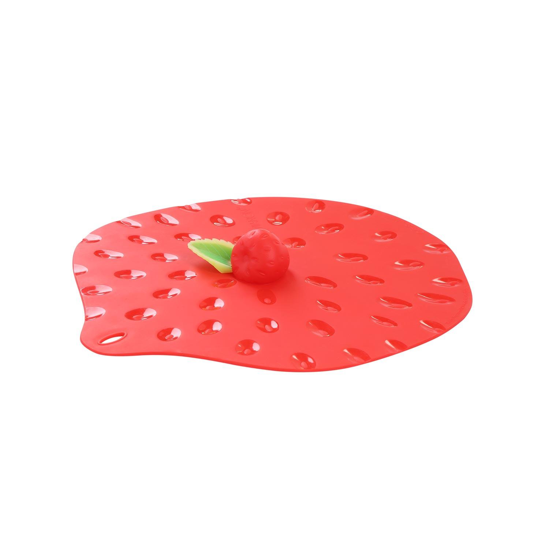Couvercle fraise 23 cm - FRUIT ROUGE
