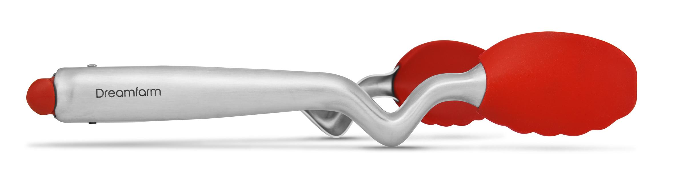 Clongs - Pince verrouillable silicone avec reposoir intégré