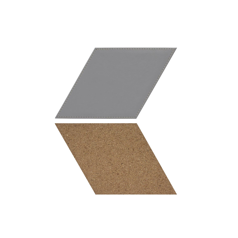 Centre de table/dessous de plat réversible - diamant