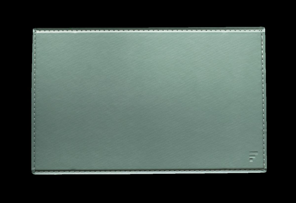 Set de table bicolore réversible rectangulaire