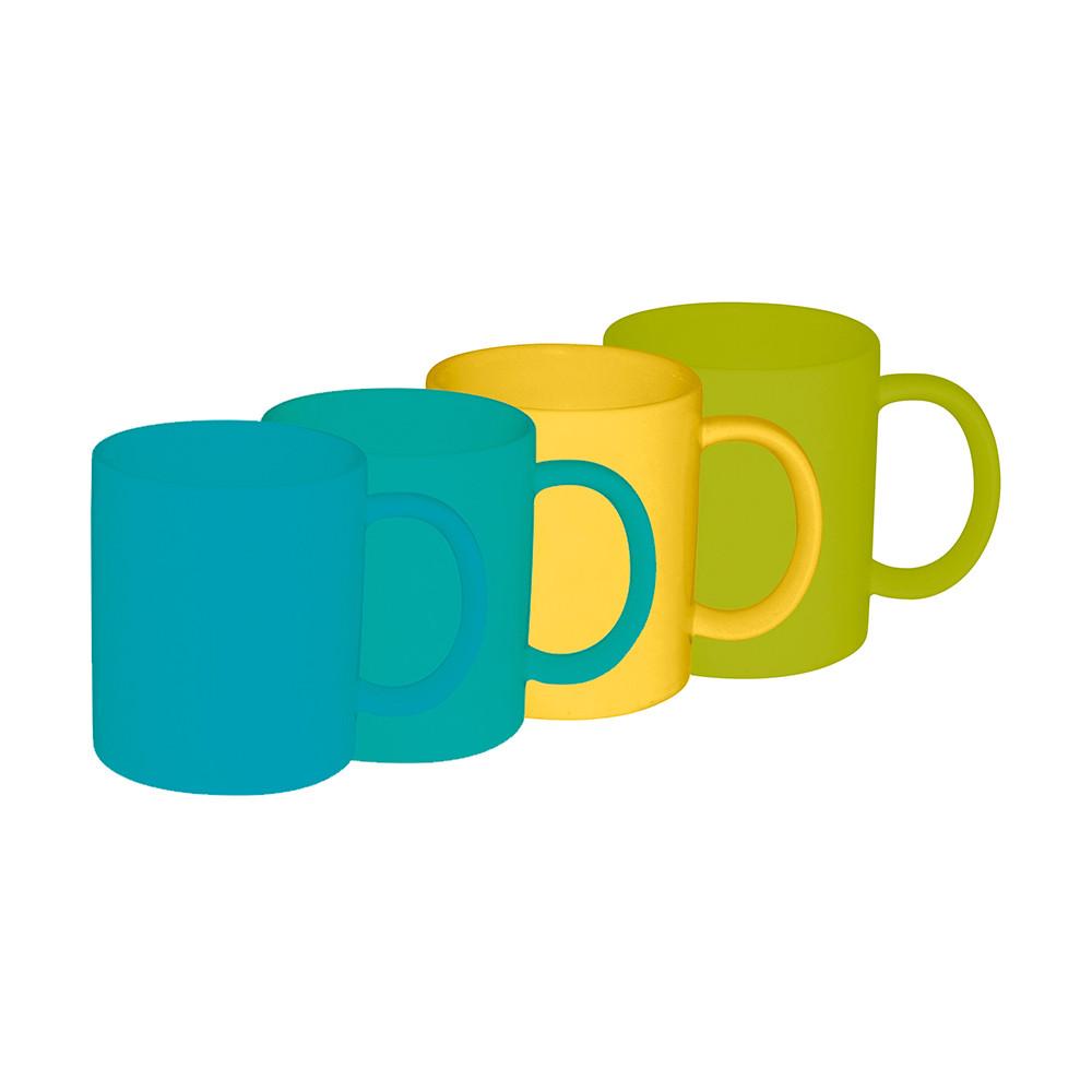 Set de 4 mugs - ice cool