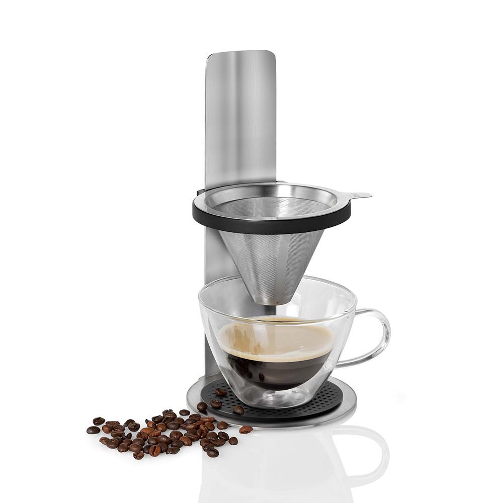MR BREW - Filtre à café en inox