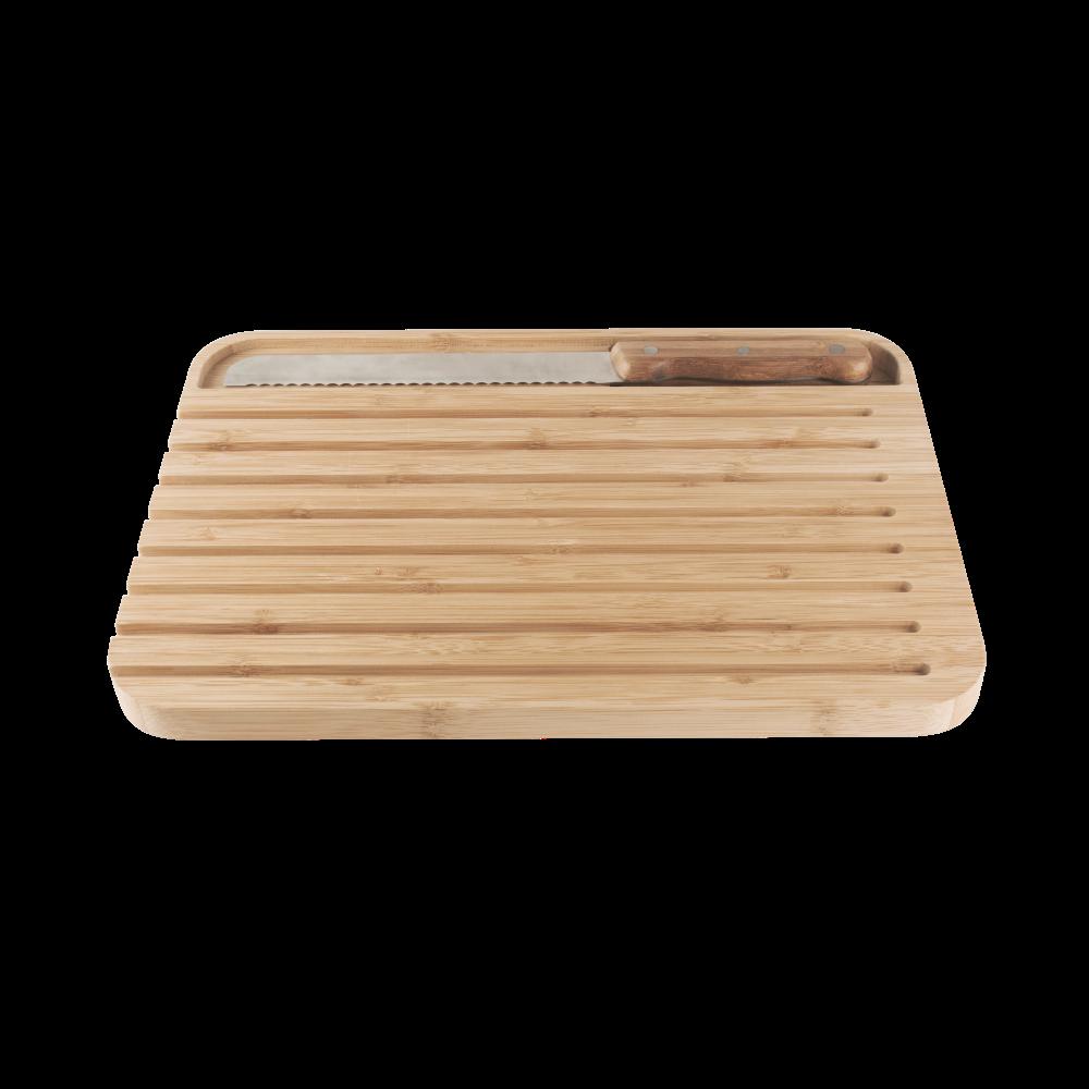 Set planche et couteau à pain
